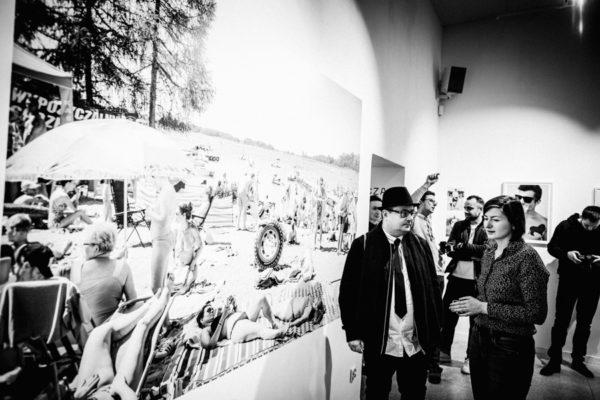 20200104 WCZASY Galeria Centrala wernisaz wystawy Fotspot w ramach projektu Plaszczyzny Wspolne f/ Marek Zakrzewski