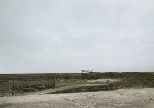 krajobraz z popasem - mini